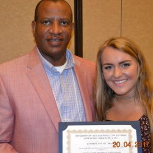 LEAH EDWARDS – 2017 HUGH K. HART MEMORIAL SCHOLARSHIP RECIPIENT