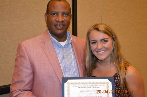 Leah Edwards - 2017 Hugh K. Hart Memorial Scholarship