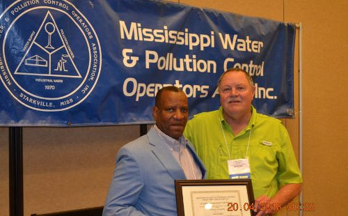 DOUG BARKER BESTOWED LIFETIME MWPCOA MEMBERSHIP