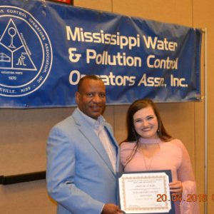 MIKAYLA SHELTON OF BRUCE AWARDED 2018 HUGH K. HART MEMORIAL SCHOLARSHIP
